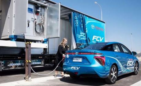 长城比亚迪上汽齐发力 氢燃料电池汽车离我们还有多远?