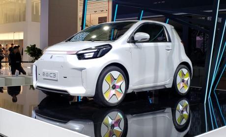 基于丰田授权的 eQ 打造 奇点iC3 发布 将于 2021 年初量产