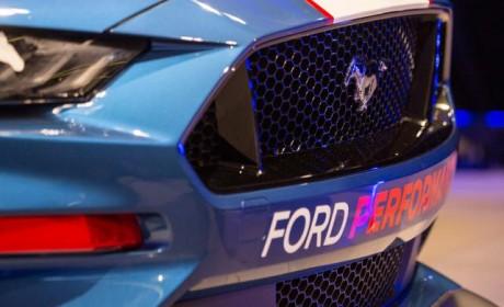 福特首款双座版超跑:已临近关键阶段