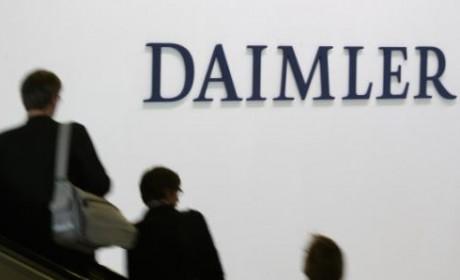 传戴姆勒有意增持北京奔驰股份 或超出65%