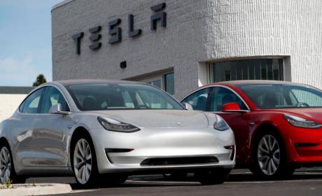 上半年美国最畅销电动车出炉:是它是它还是它!