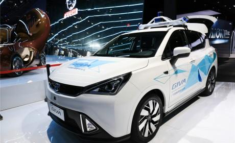 广汽GIVA智能驾驶平台,究竟隐藏着什么秘密?