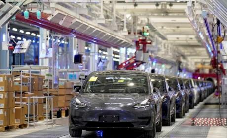 消息称特斯拉将推出磷酸铁锂电池的国产Model 3