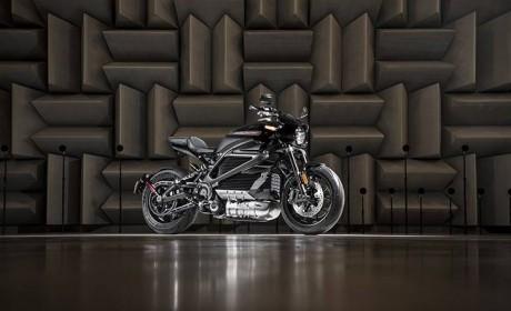 哈雷首款电动摩托车计划在明年上市