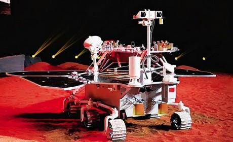 """北京越野见证 """"祝融""""成功着陆火星难度有多大"""