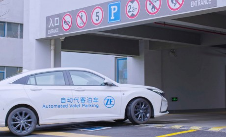 采埃孚与天瞳威视签订战略合作协议 共同打造高性价比自动代客泊车系统