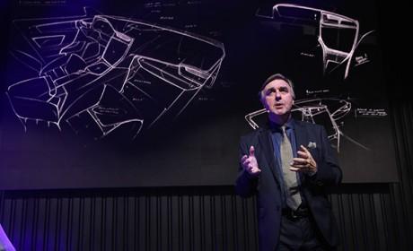 彼得霍布里(Peter Horbury)履新路特斯集团设计高级副总裁