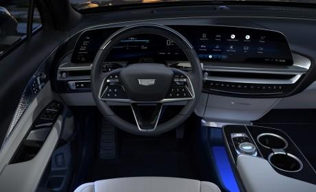 凯迪拉克首款豪华智能纯电SUV LYRIQ将于年内开启预售