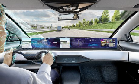 大陆集团座舱传感器:设计精密且提升安全性能的车内传感器系统