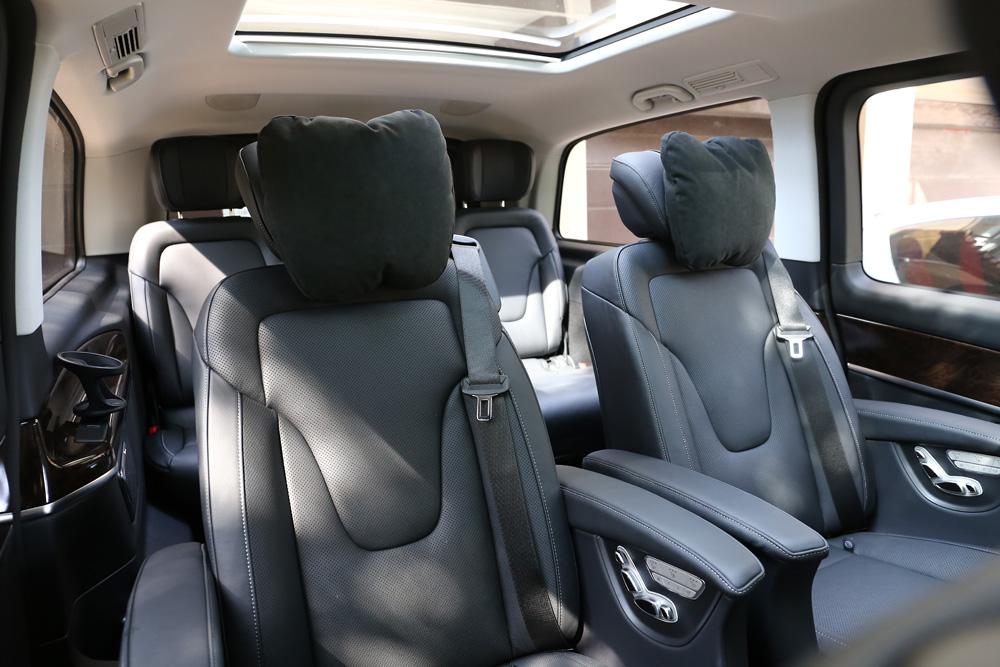 试驾2018款奔驰V260L:让家更完整