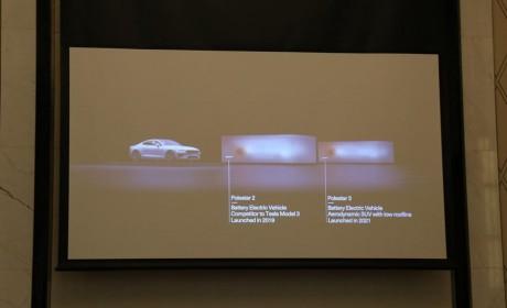 轿车+大型SUV Polestar两款全新纯电车型快来了