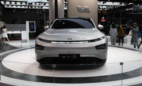 搭载激光雷达/将于年内发布 小鹏推出新车型