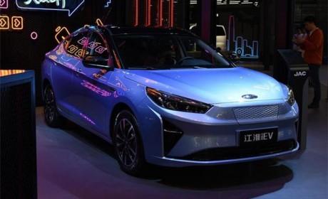 江淮iC5将5月10日上市!补贴后预售15.5万元起!续航530公里