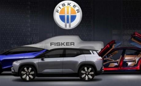 或将基于大众MEB平台打造 Fisker计划推出三款纯电新车
