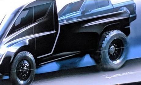 马斯克表示超爱Tesla Pickup 或将在Model Y后上市