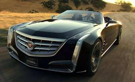凯迪拉克发布新能源车产品计划:首款纯电动车型为suv