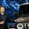 菲亚特-克莱斯勒新CEO:公司的未来在Jeep