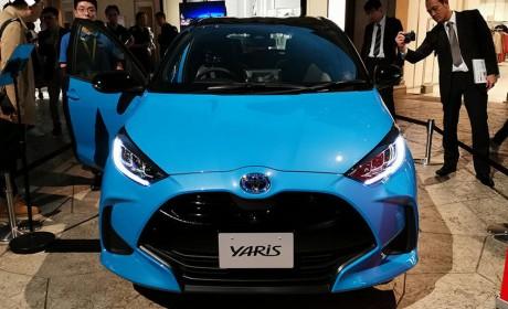 全新一代丰田YARiS正式亮相 期待引进