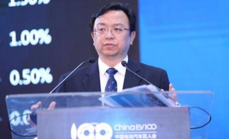 比亚迪董事长王传福:汽车电动化是智能化的基础