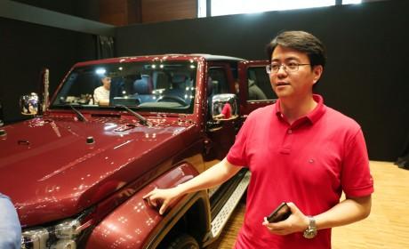 北京汽车彭钢的越野车进化论