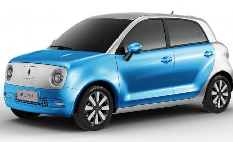 """定位""""新一代电动小车"""" 欧拉R1即将预售"""
