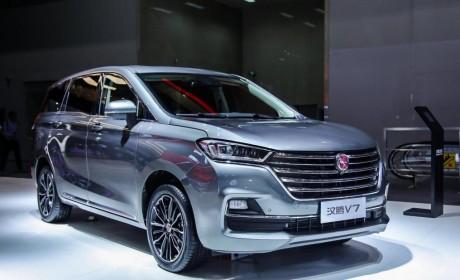 或售价10-15万元 汉腾首款MPV有望于4月上市销售