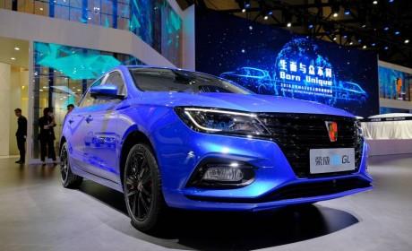 全新智联网SUV荣威MAX领衔众新车亮相2019年上海车展