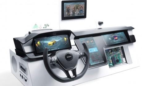 全面数字化、智能化 伟世通携未来座舱产品亮相上海车展