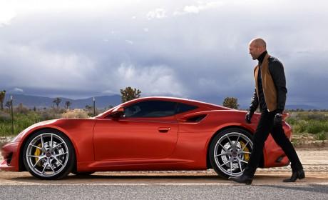 赛麟汽车宣布好莱坞影星杰森•斯坦森担任品牌代言人