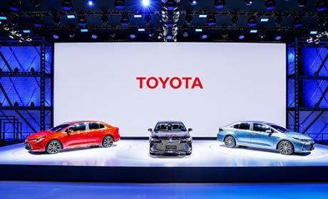 丰田将向中国一汽和苏州金龙提供氢燃料电池组件