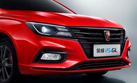 荣威性能版互联网车型i5 GL将上市 红卡钳黑轮毂显强大运动属性