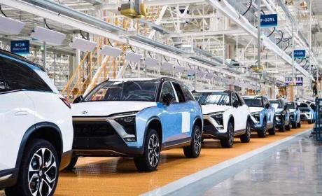 蔚来汽车硅谷办公室缩减规模,造车新势力北美梦碎?