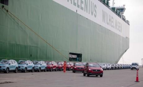 中国电动车大举进军欧洲 MG ZS纯电动SUV斩获3000订单