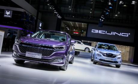 新品牌/新技术/新服务!BEIJING品牌广州车展开启新未来