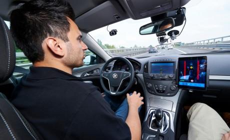 目标锁定L2+和L4:采埃孚自动驾驶闪耀CES 2020