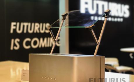 最强HUD争夺战 未来黑科技Futurus获得2020CES创新奖