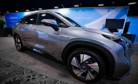 广汽新能源Aion LX亮相CES 2020 创新科技惊艳世界舞台