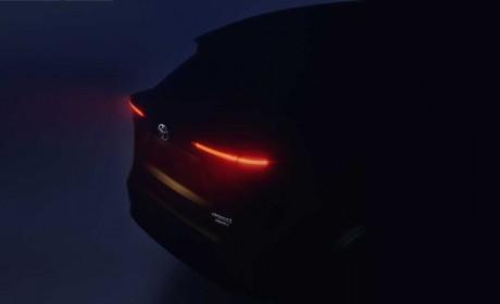 丰田全新小型跨界车将亮相日内瓦车展 基于TNGA平台