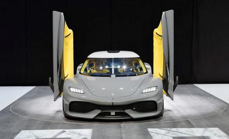 王炸开局冠绝日内瓦 颠覆行业的许家印之恒大造车巨轮高光启程