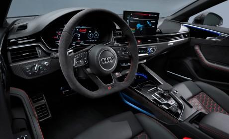 全新奥迪RS 5 Sportback国内上市 市场指导价84.68万元