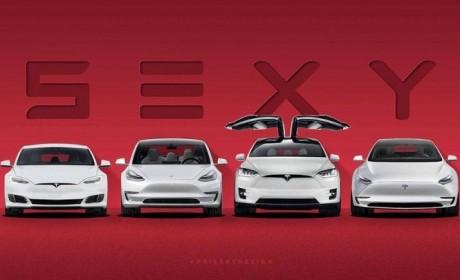 """特斯拉预估Model Y销量 然而却陷入了投产""""危机"""""""