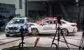 全球首次电动汽车三车双重碰撞测试 北汽新能源EX3表现满分