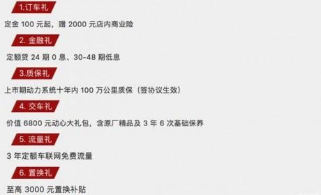 售6.99-9.99万元 东南DX5车型正式上市