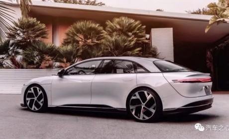 全球电动车企最大规模IPO:44亿美元融资,配置激光雷达,超豪华轿车Lucid挑战特斯拉