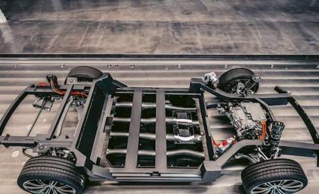 Karma汽车E-Flex平台展示紧凑车底盘 降低成本更有效益