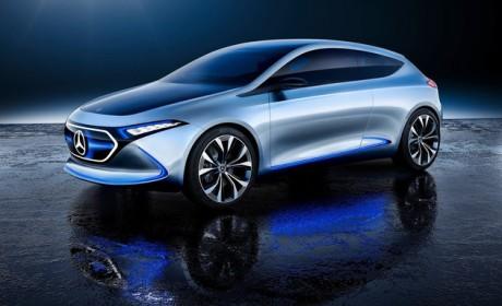 奔驰EQA将于2025年上市 恢复纯电紧凑型轿车定位