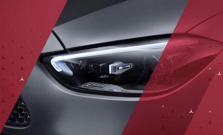 奔驰全新C级将取消6缸引擎 换搭2.0T混合动力