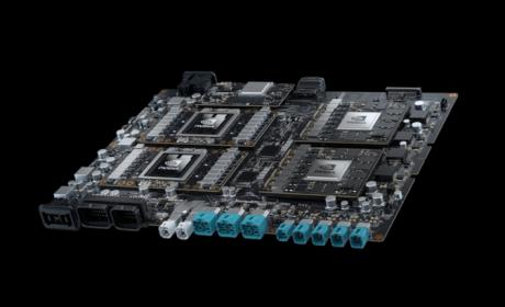 英伟达自动驾驶芯片算力暴涨6倍 2000TOPS剑指L5