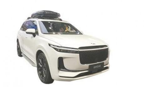 """新能源车板块""""飙车"""" 三家中国新能源车企市值跻身世界10强"""