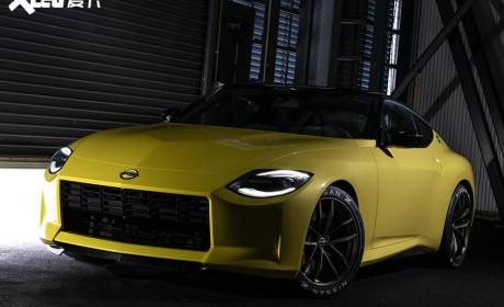 日产Z系列跑车量产版消息 2022年底发布